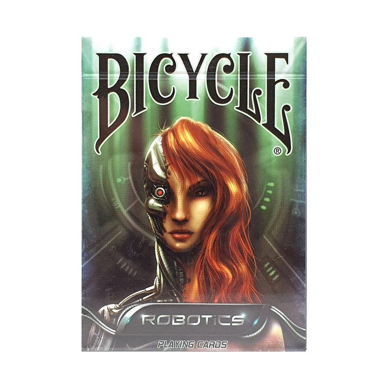 Bicycle Robotics Playing Cards