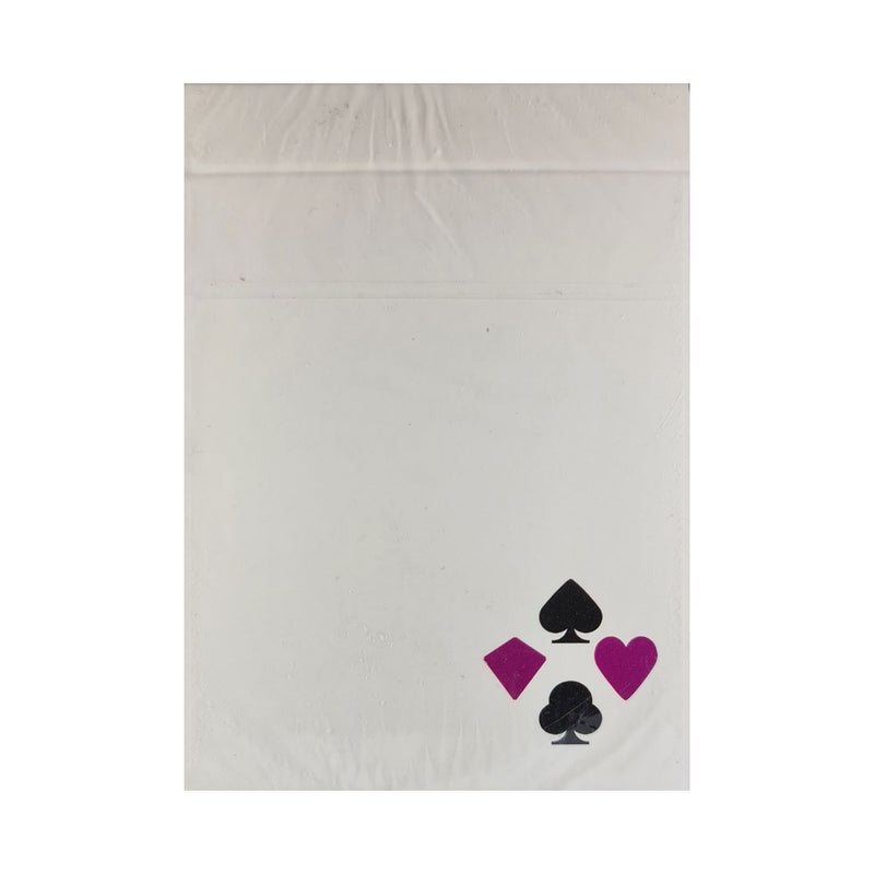 Rouge Amethyst Purple (Marked) Playing Cards