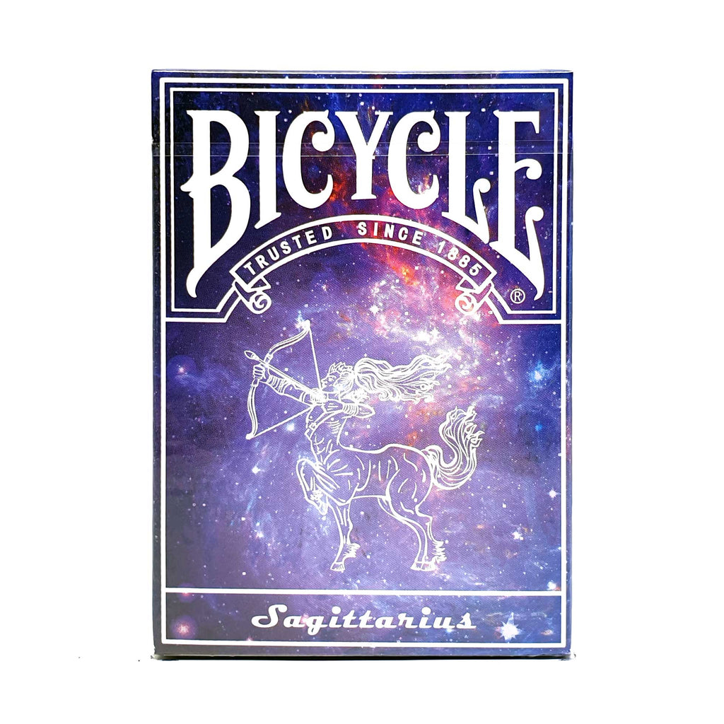Bicycle Constellation Series Sagittarius Playing Cards