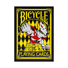 Bicycle Saint Saiya Playing Cards