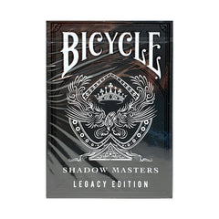 Bicycle Shadow Masters Legacy Edition Playing Cards