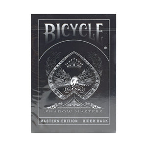 Bicycle Shadow Master Playing Cards