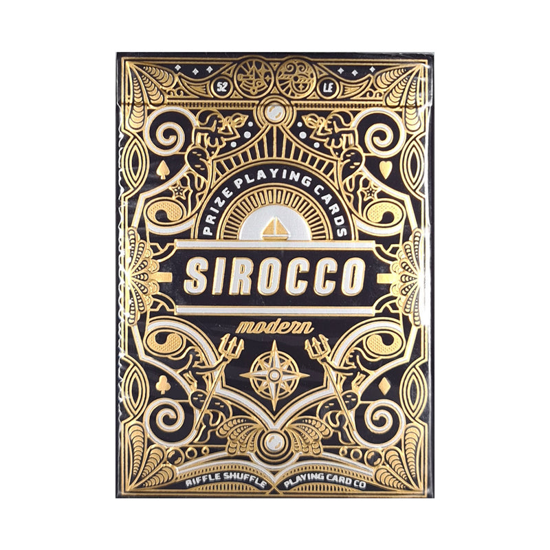 Sirocco Modern Edition Playing Cards