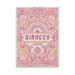 Sirocco Weathered Edition Playing Cards