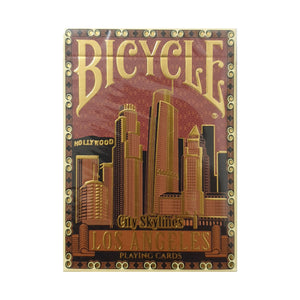 Bicycle City Skylines Los Angeles Playing Cards
