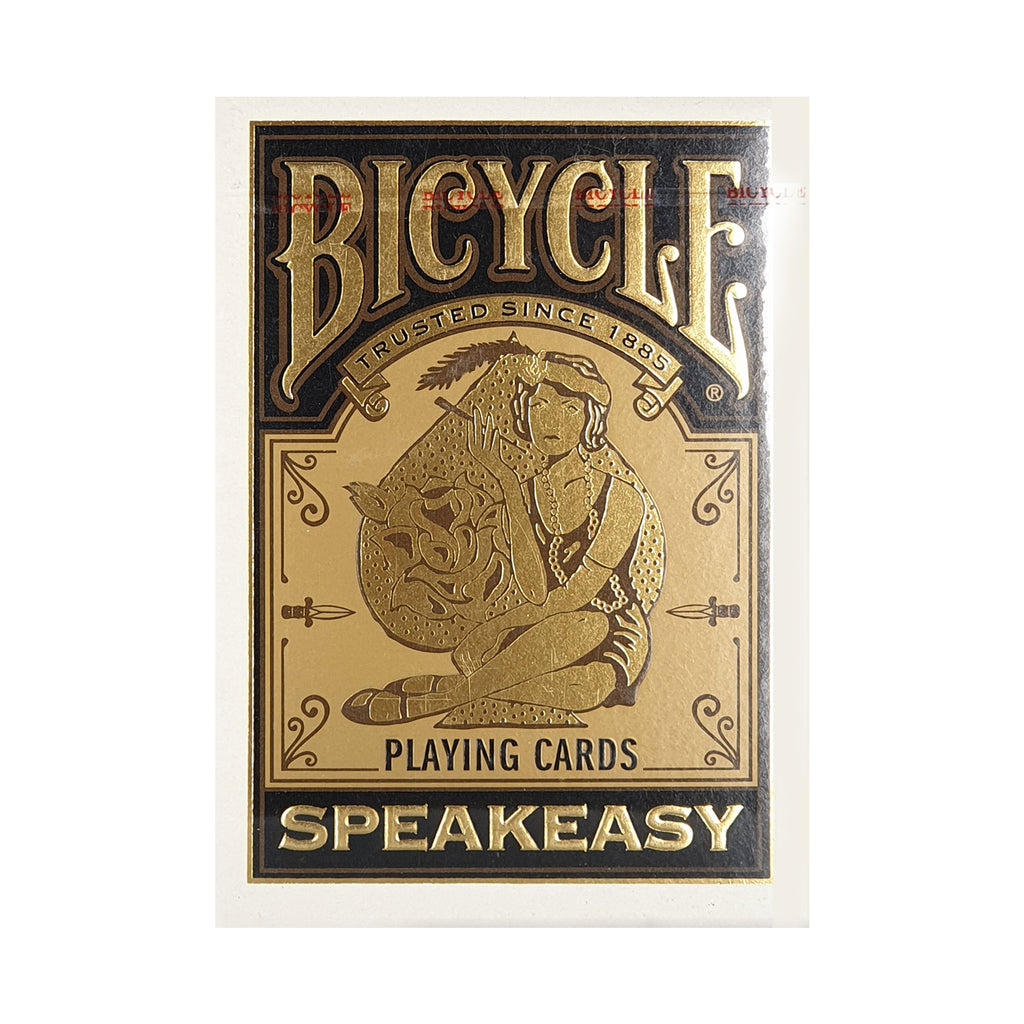 Bicycle Club 808 Speakeasy Playing Cards