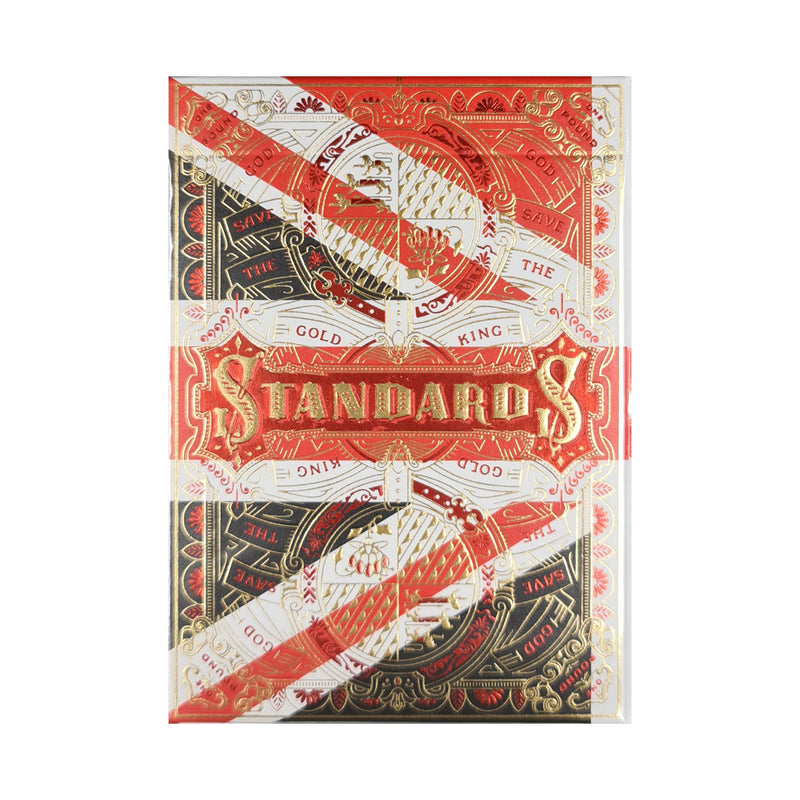 Standards Flag Playing Cards