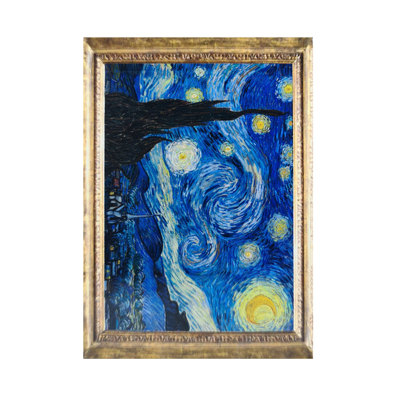 Starry Night Gilded Edition Playing Cards