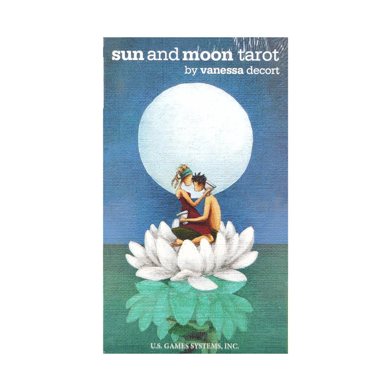 Sun and Moon Tarot Cards