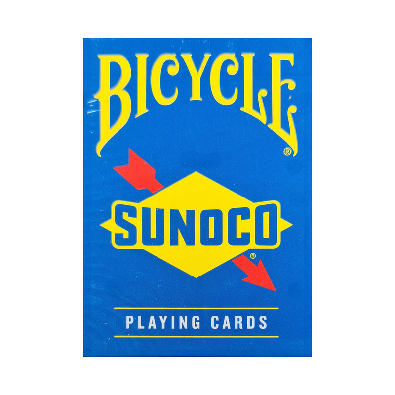 Bicycle Sunoco Light Blue Playing Cards