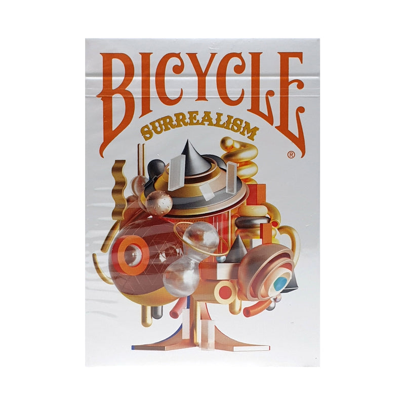 Bicycle Surrealism Playing Cards