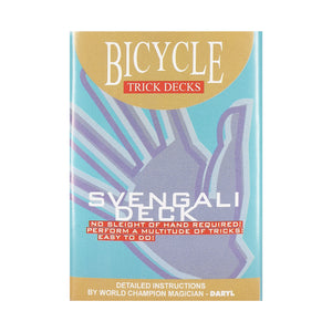Bicycle Svengali Deck Rider Back