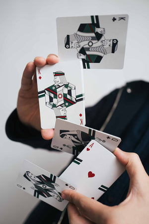 Virtuoso Fall/Winter 2017 Playing Cards