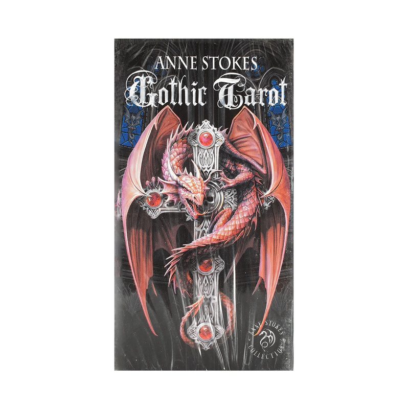Anne Stokes' Gothic Tarot Cards