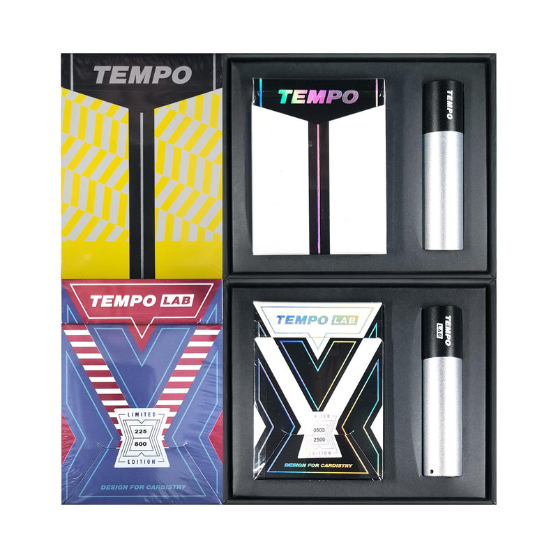 Tempo Set Playing Cards