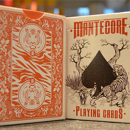 Mantecore Playing Cards