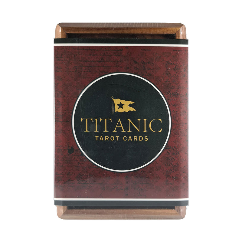 Titanic Deluxe Edition Playing Cards