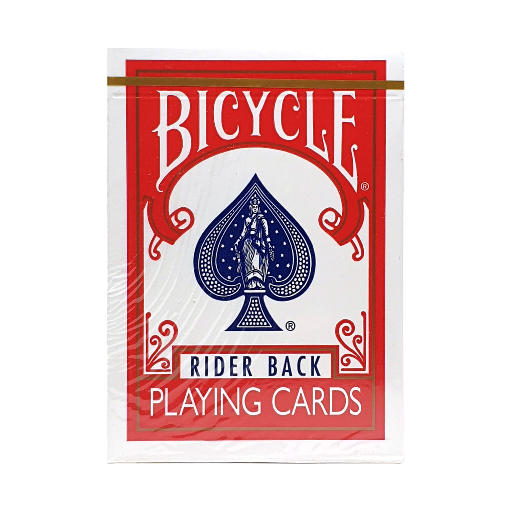 Bicycle Gold Standard Red Playing Cards