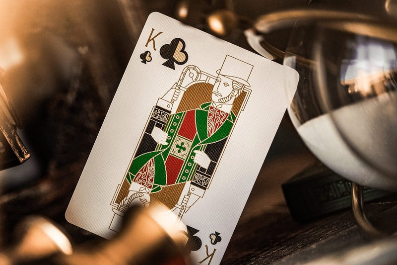 Tavern on the Green Playing Cards
