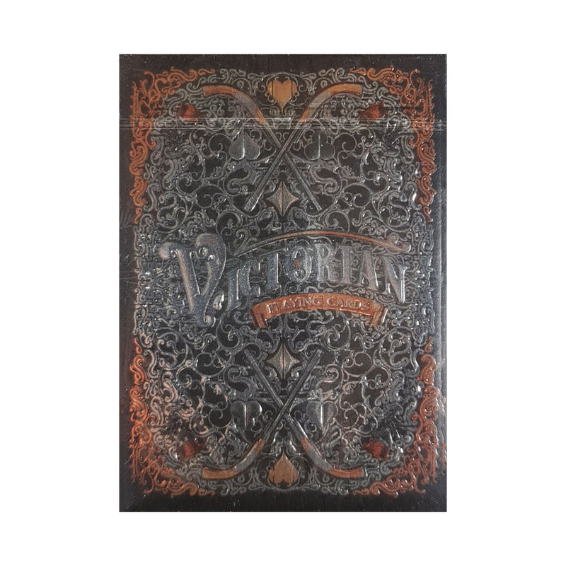 Victorian Obsidian Edition Playing Cards