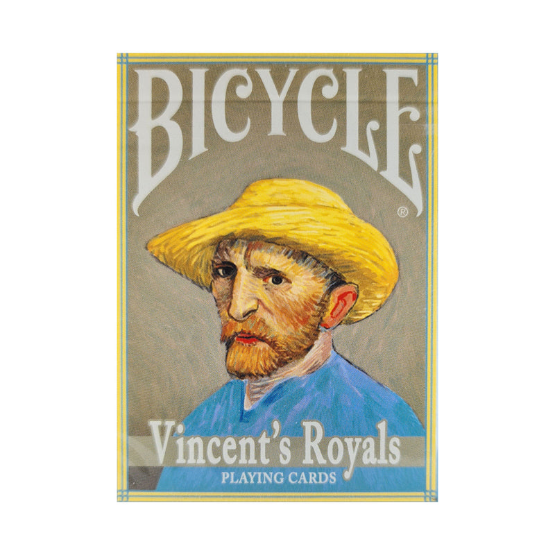 Bicycle Vincent's Royals 2nd Edition Playing Cards