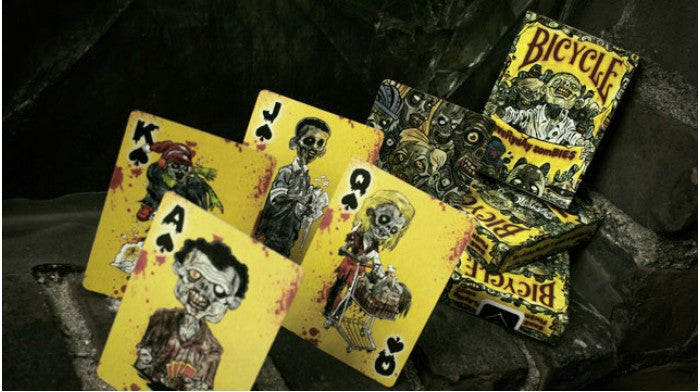 Bicycle Everyday Zombie Playing Cards