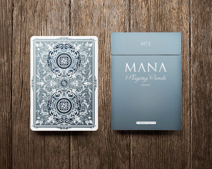 Mana Sybil Livida Playing Cards
