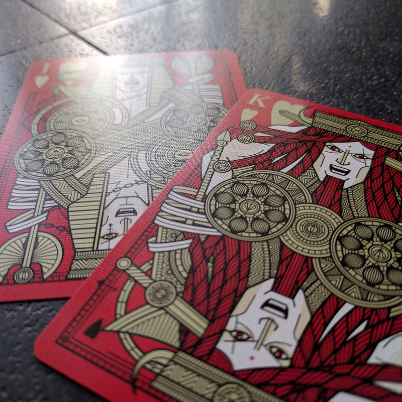 Sins Anima Limited Edition Playing Cards