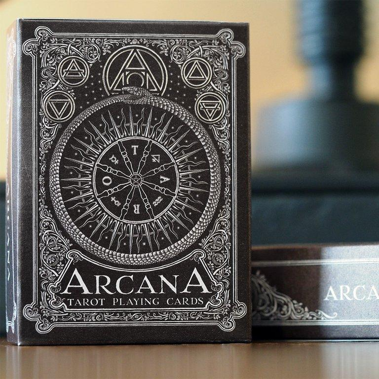 Arcana Full Tarot Playing Cards