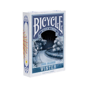 Bicycle Four Seasons Winter Playing Cards