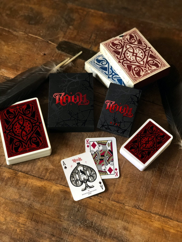 Ravn X Mini Playing Cards