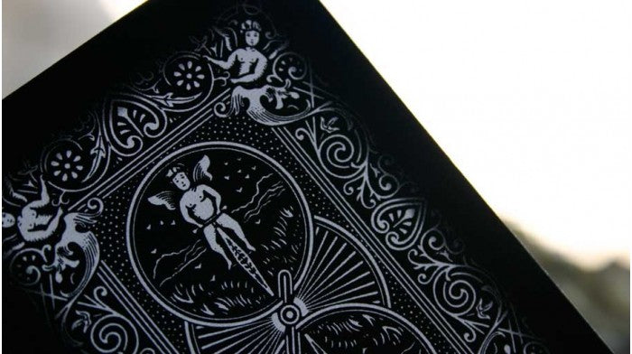 Bicycle Black Ghost 2nd Edition Playing Cards