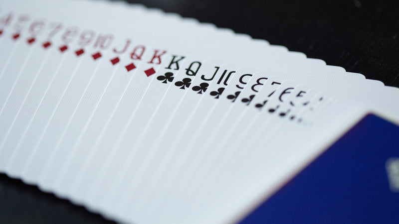 Madison Rounders Blue Playing Cards
