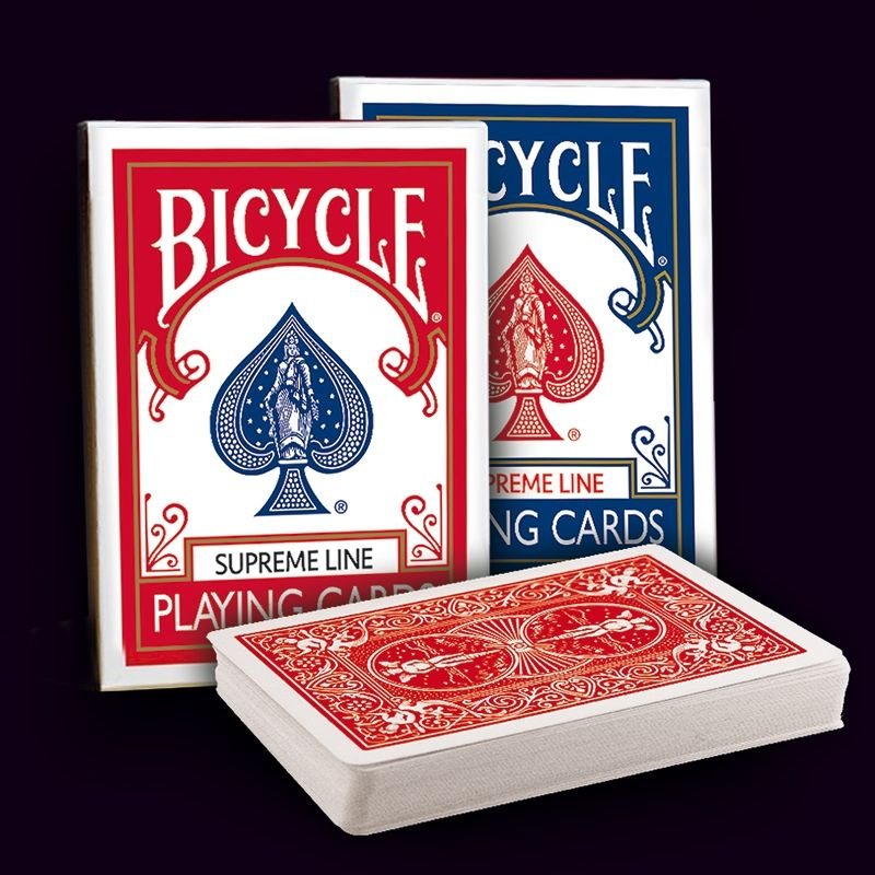 Bicycle Supreme Line Blue Playing Cards