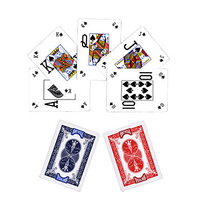 Bicycle Pro Pokerpeek Red Playing Cards