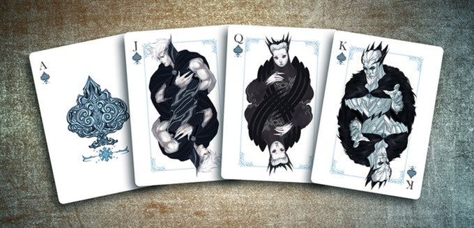 Four Seasons Playing Cards