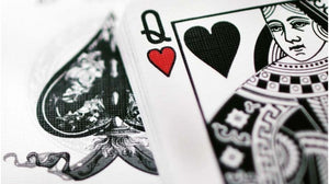 Bicycle Ghost Playing Cards