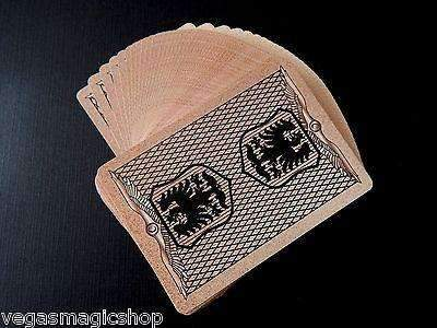 Bicycle Sovereign Metal Copper Playing Cards