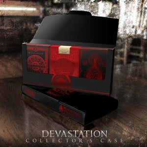 Devastation Set Playing Cards