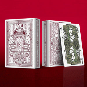Eva Playing Cards