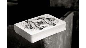 Arcane White Playing Cards