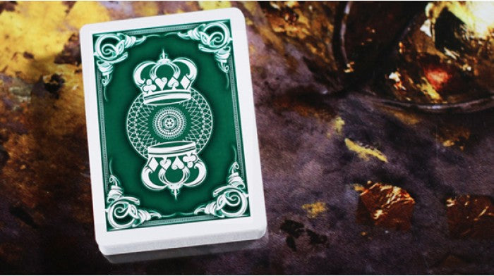 Crown v2 Red Playing Cards
