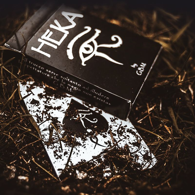 Heka (Marked) Playing Cards