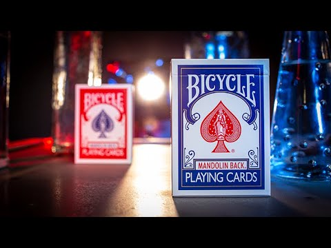 Bicycle GT Speedreader (Marked) Red Playing Cards