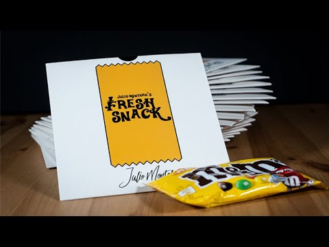 Fresh Snack (Instructions and Gimmick)
