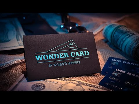 Wonder Card (Instructions and Gimmick)