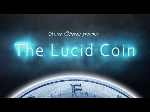 Lucid Coin (Instructions and Gimmick)