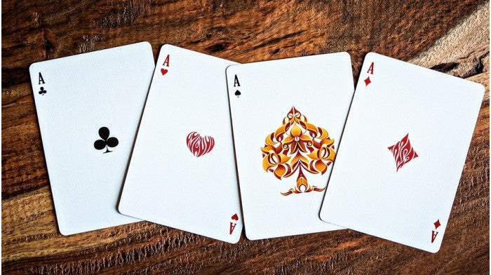 Ignite Playing Cards