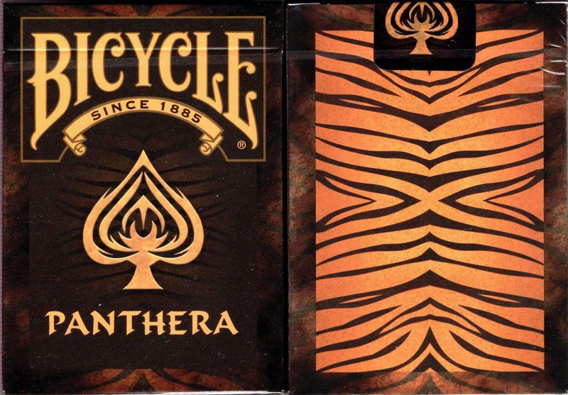 Bicycle Panthera Playing Cards