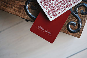 Madison Revolvers Playing Cards